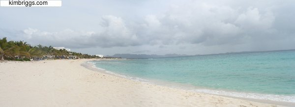panoramic anguilla photo