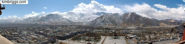 panoramic china photo