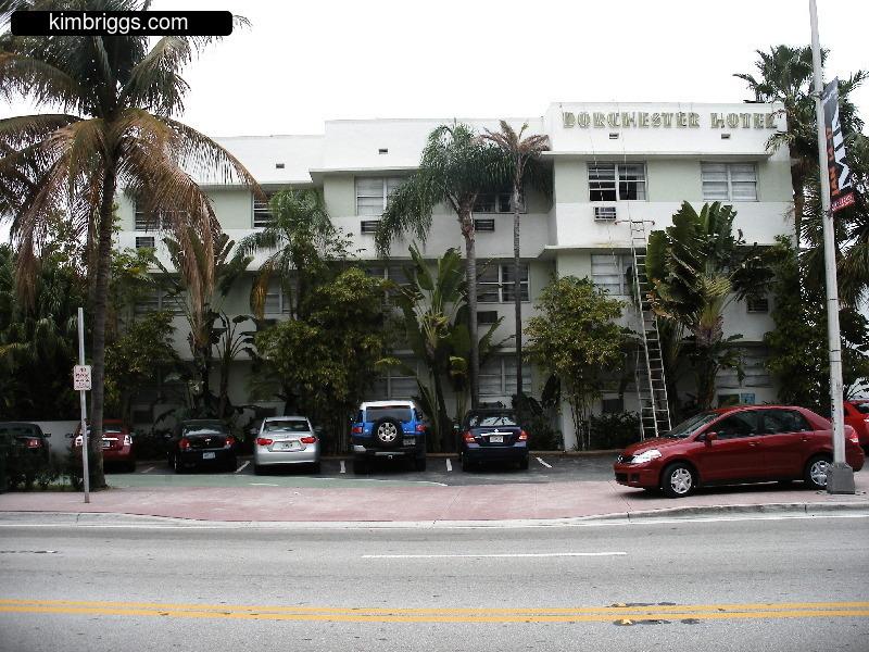 Dorchester Hotel Miami Fl