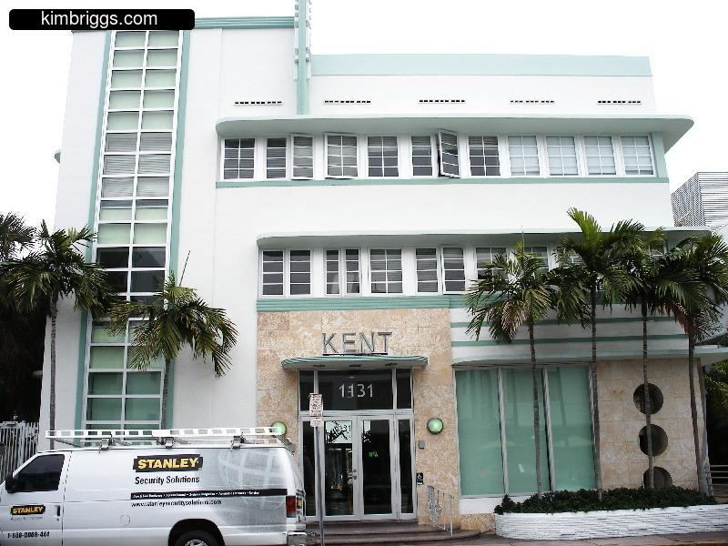 Miami Art Deco Hotels A L Kimbriggs