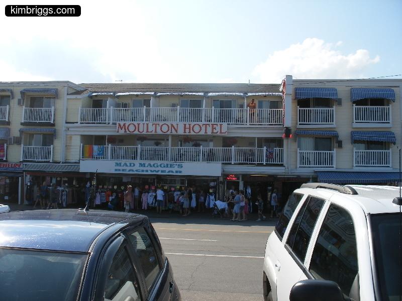 Moulton Hotel Hampton Beach
