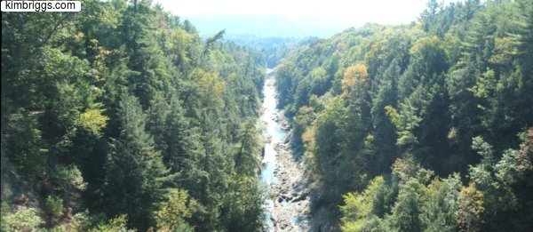 Queechee Gorge