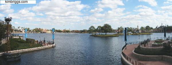 Walt Disney World Panormaic