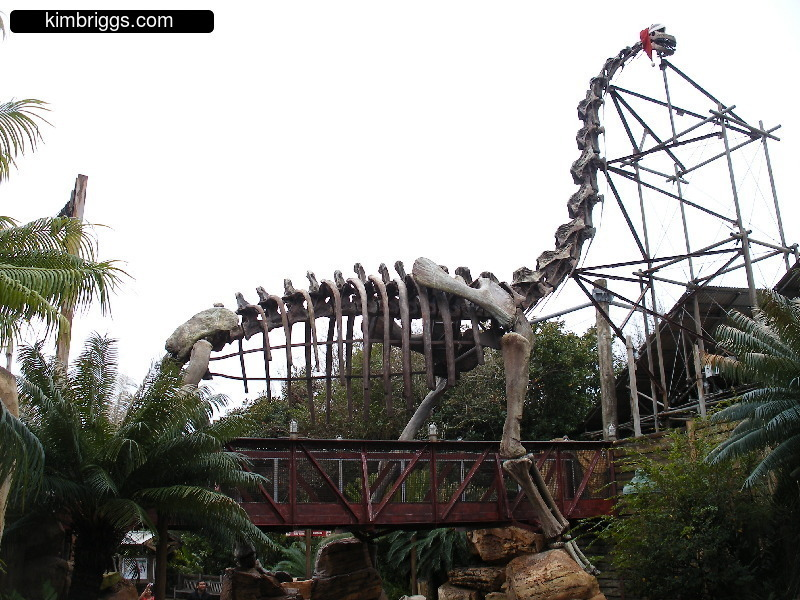 an analysis of the animal kingdom a disney park When you visit a theme park like disney world, for example, you might go on a ride like this one: dinosaur at disney's animal kingdom, courtesy walt disney world your vehicle moves.