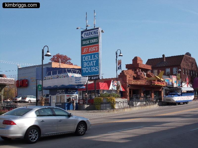 Downtown Wisconsin Dells Restaurants