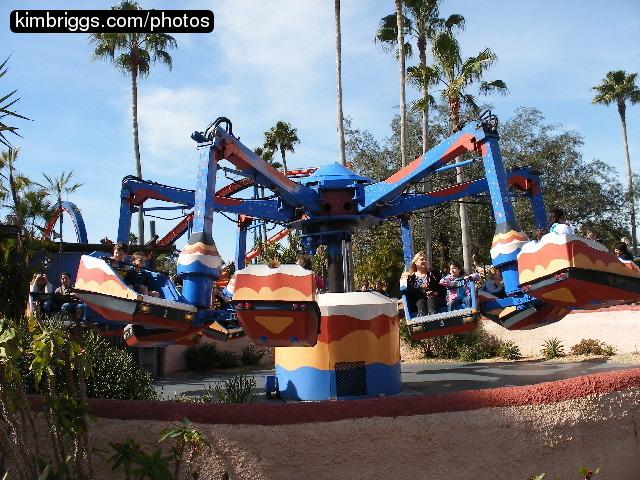 Busch Gardens Rides Photos Florida