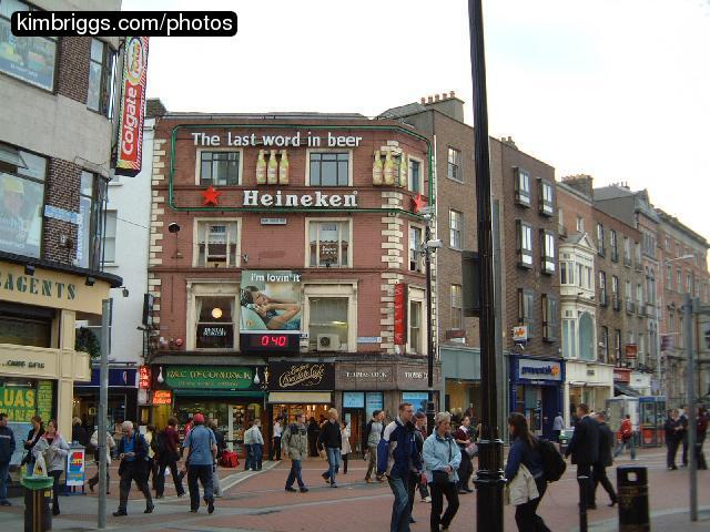 Pictures tour page 22 of 29 grafton street in dublin ireland