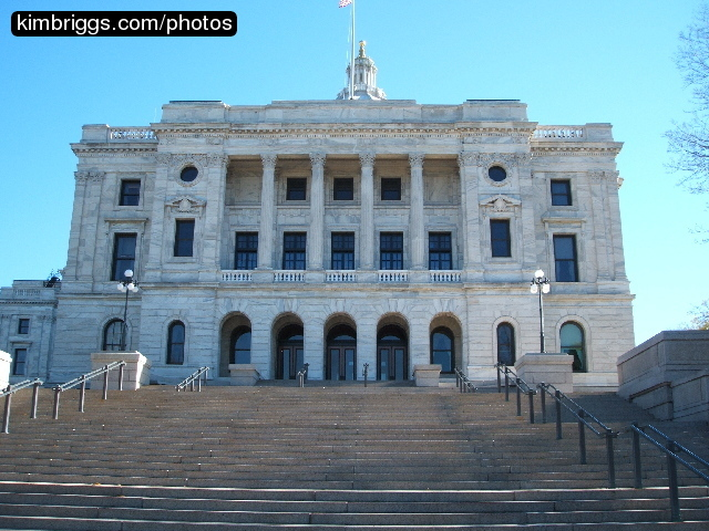Mn State Capitol Building Tour