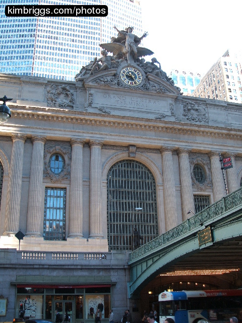Grand central terminal station photos nyc - Grand tableau new york ...