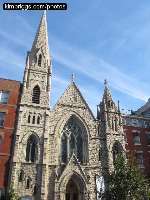NYC Churches Photos