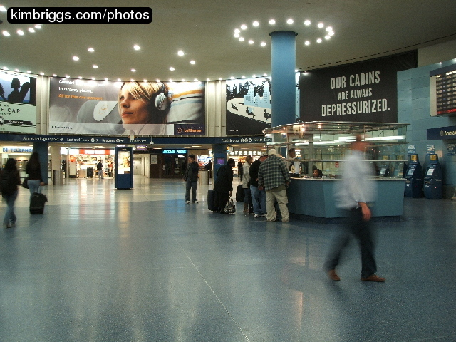 Penn Station Madison Square Garden Fashion District Photos Nyc