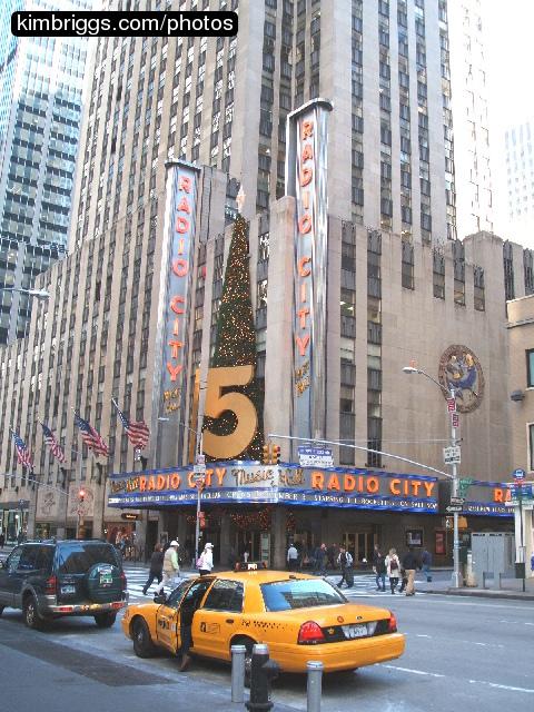 New York City Rockettes Christmas Show