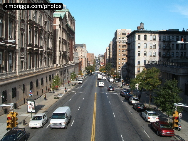 Upper West Side Apartment Buildings